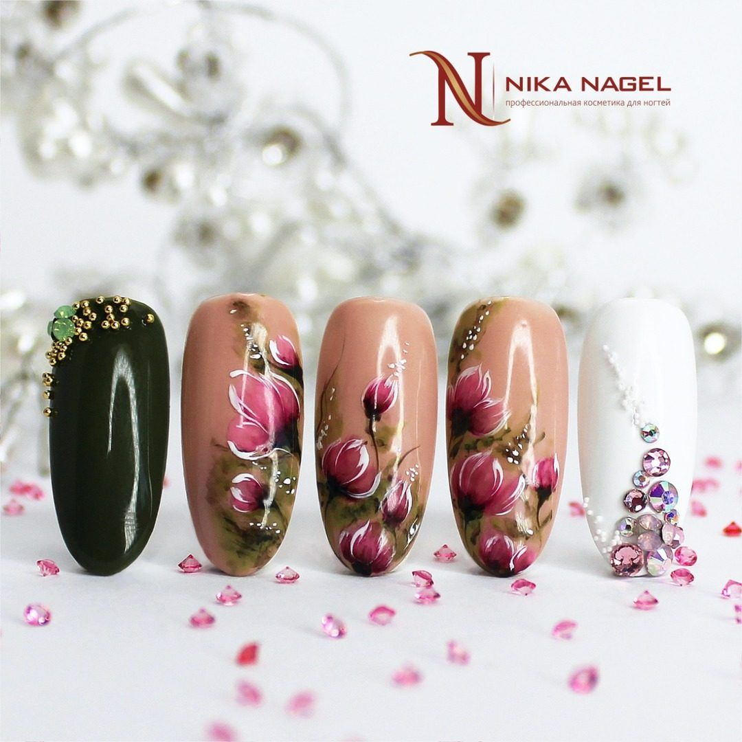 Nika Nagel — Картинки из тем   OK.RU   Дизайнерские ногти ...