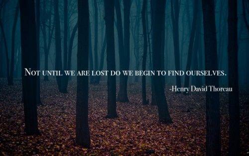 Henry David Thoreau *