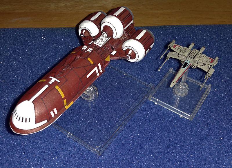 bh71DHK.jpg X wing, X wing miniatures, Star wars ships