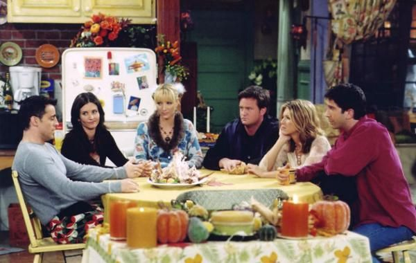 Why Thanksgiving is better than Christmas - Yahoo Lifestyle UK