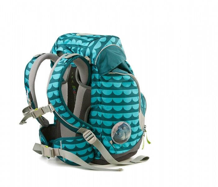 16eefaeceb36 ergobag - Ergonomic School Bag with Back Support for Growing Children