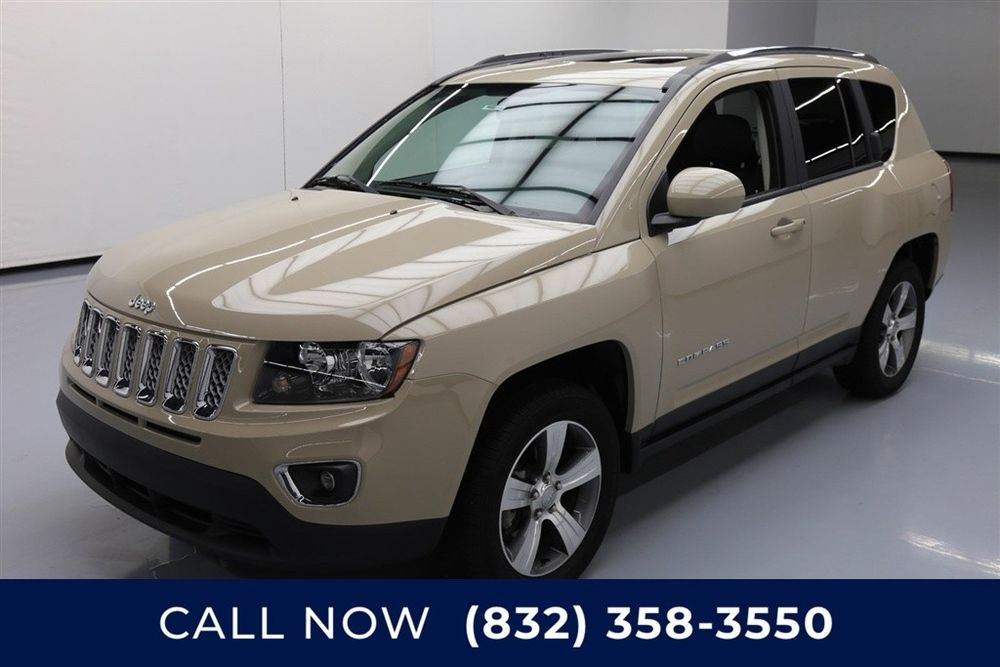 Jeep Compass High Altitude Edition Texas Direct Auto 2016 High