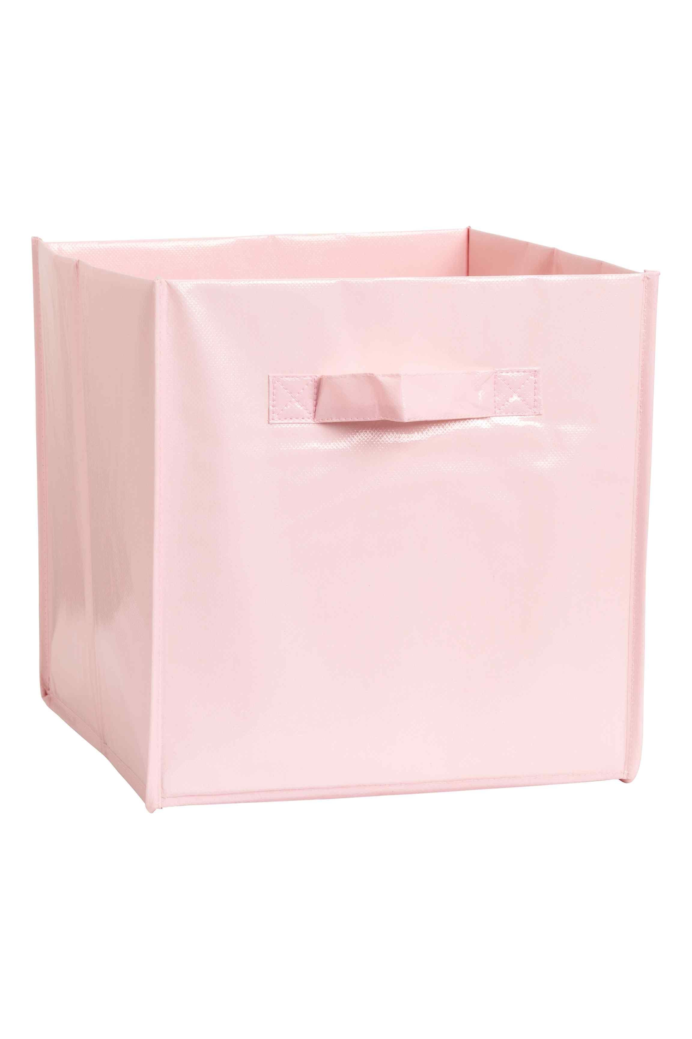 Panier De Rangement Shopping Rangement Rose Panier