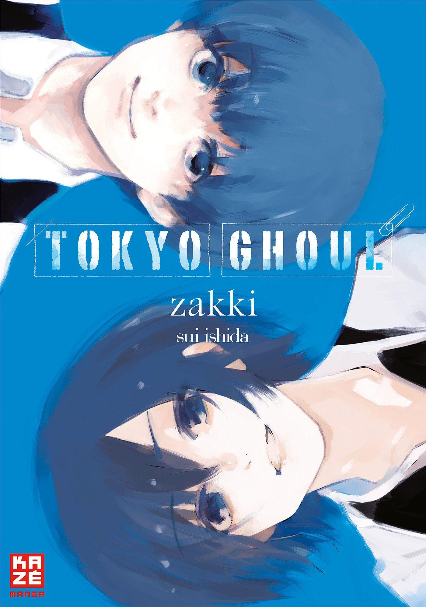 Gelesen: TOKYO GHOUL - zakki - - http://sumikai.com/rezensionen/artbook/gelesen-tokyo-ghoul-zakki-123666/