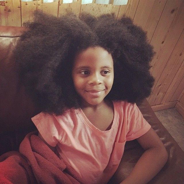 The cutest naturalista rockin' her beautiful fro! @fayth_iam .  #naturalhair #teamnatural #naturalista #afrohair #naturalhairstyles #curlyhair #kinkyhair #coilyhair #naturalhairstyles #naturalhairinspiration #nhdaily #naturalhairdaily #naturalhairuk #bighair #bigfro #megafro #afro #fluffyfro #twistout #braidout #washngo #bigchop #myhaircrush