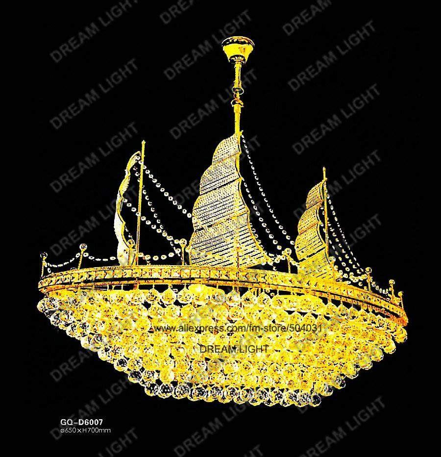 Crystal ship chandelier k9 crystal chandelier dia650h700mm ship crystal ship chandelier k9 crystal chandelier dia650h700mm ship light free arubaitofo Choice Image