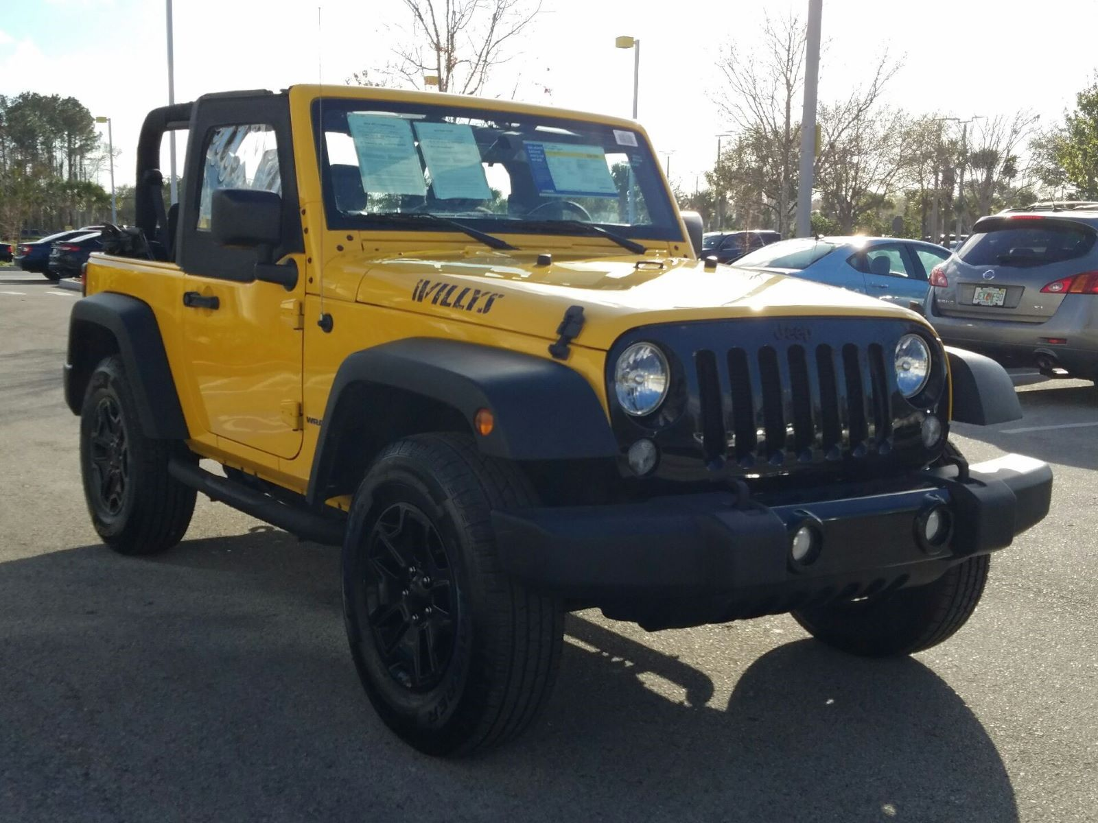 Used 2015 Jeep Wrangler In Jacksonville Florida Carmax