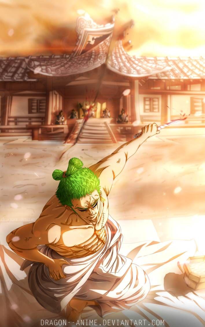 One Piece 961 // Kozuki Oden - Tougen Shirataki by goldenhans on DeviantArt