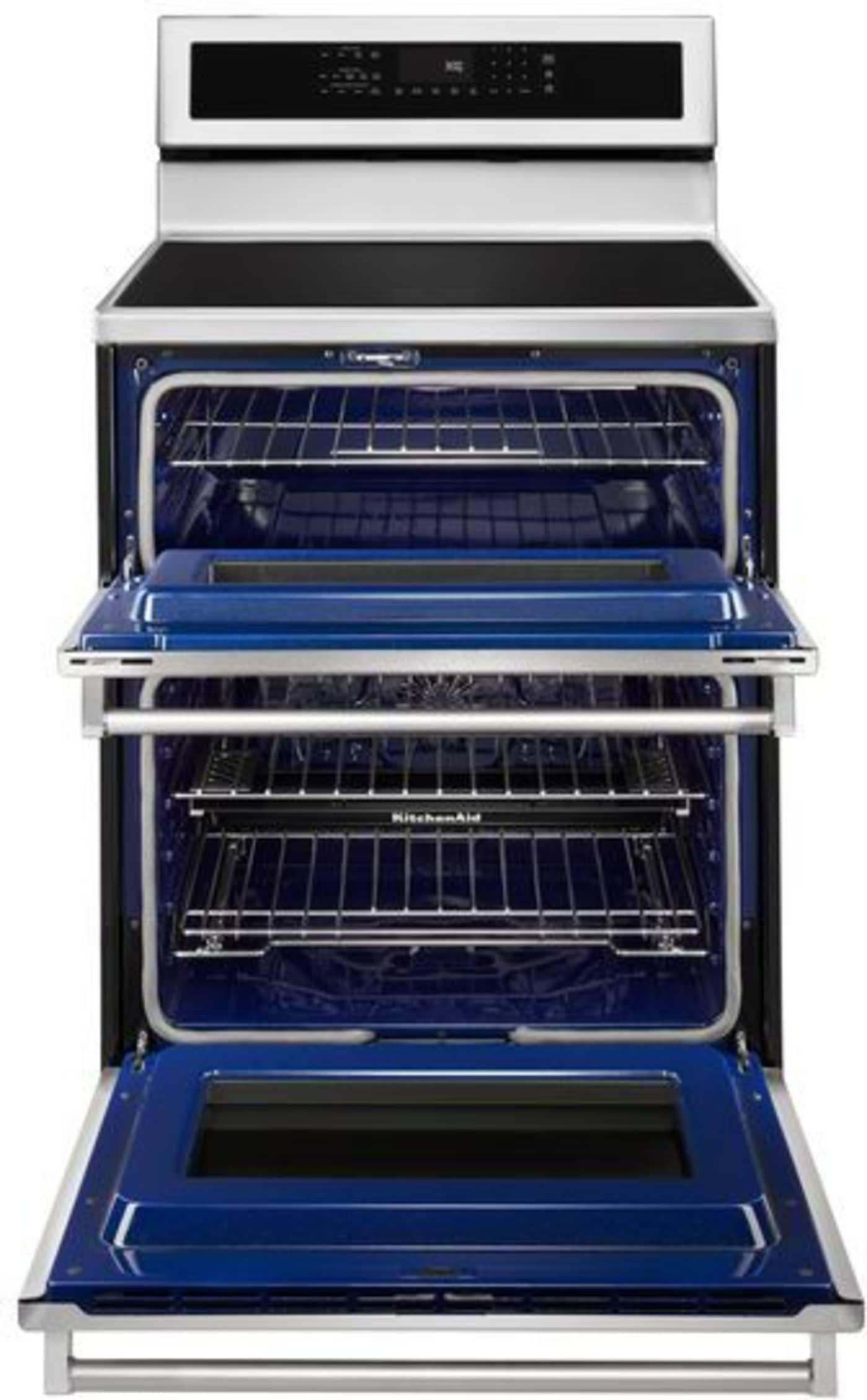 Kfid500ess by kitchenaid electric ranges