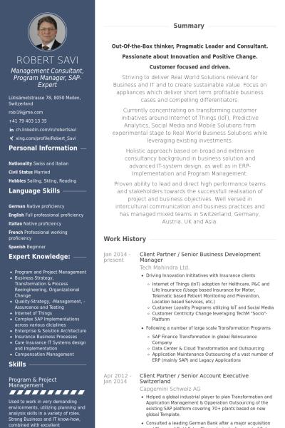 Visualcv Business Development Resume Samples Visualcv Resume Samples Database F9e59748 Resumesample Res Resume Examples Sample Resume Business Analyst Resume