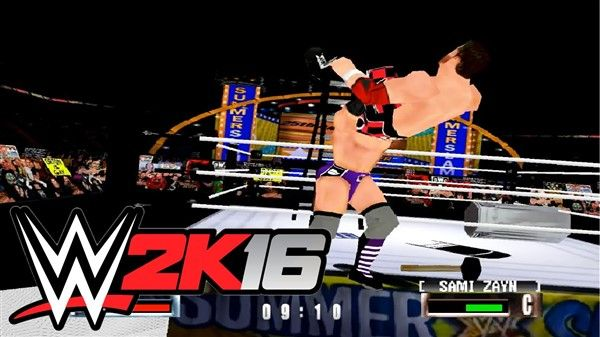 WWF No Mercy 2k16 Free Download Pc Game | PC Games in 2019