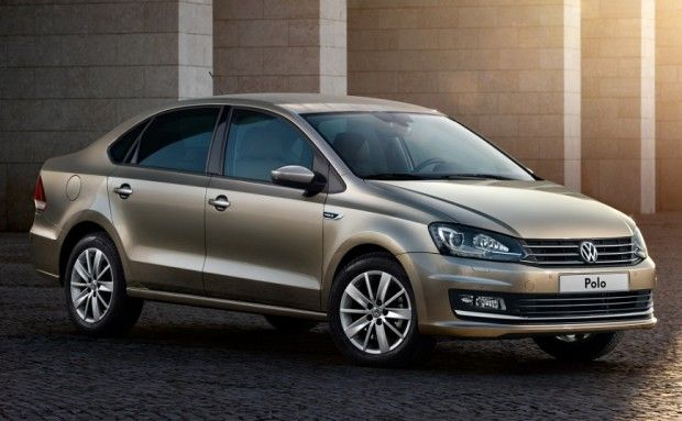 New Price Release Volkswagen Polo Sedan Review Front View Model