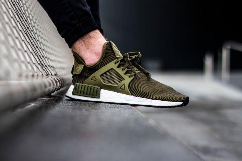adidas nmd womens Green