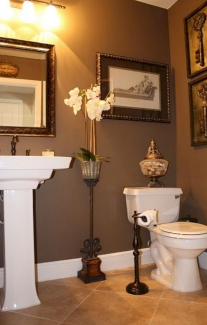 25 Ways To Decorating Your Bathroom With Fall Theme Cheap