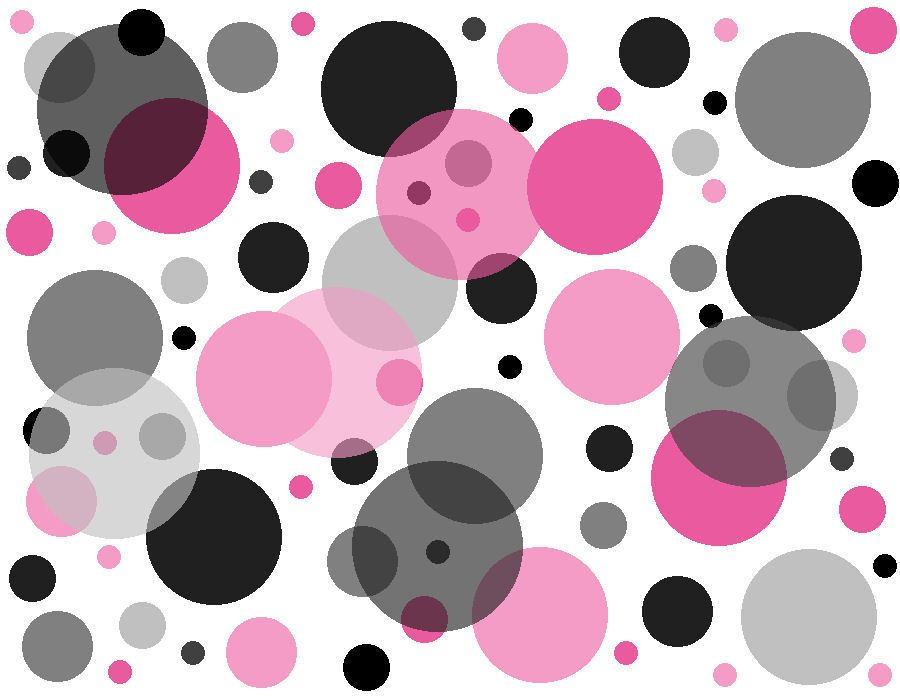Brown And Pink Backgrounds Cute | ... everytime polka dots ...