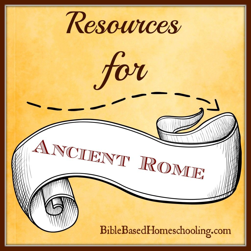 Ancient Rome Resources