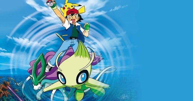 Pokemon Movie 4