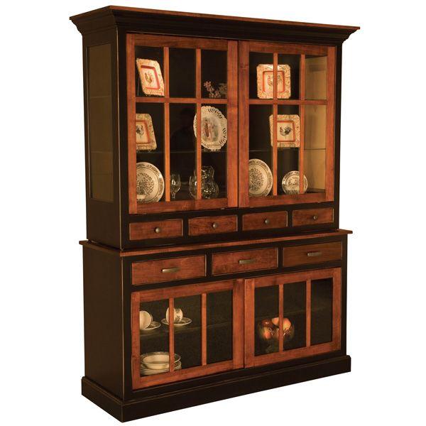 Saginaw Hutch   Shipshewana Furniture Co.