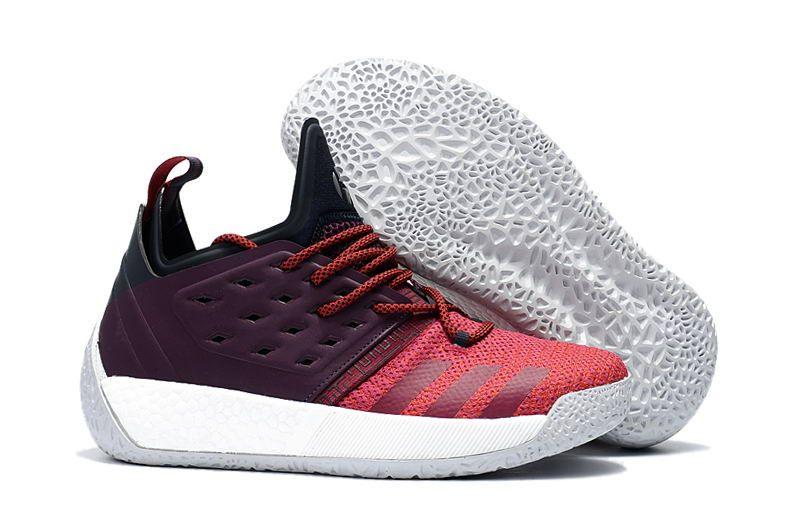 b0b31727222e cheap adidas harden vol. 2 black purple basketball shoes