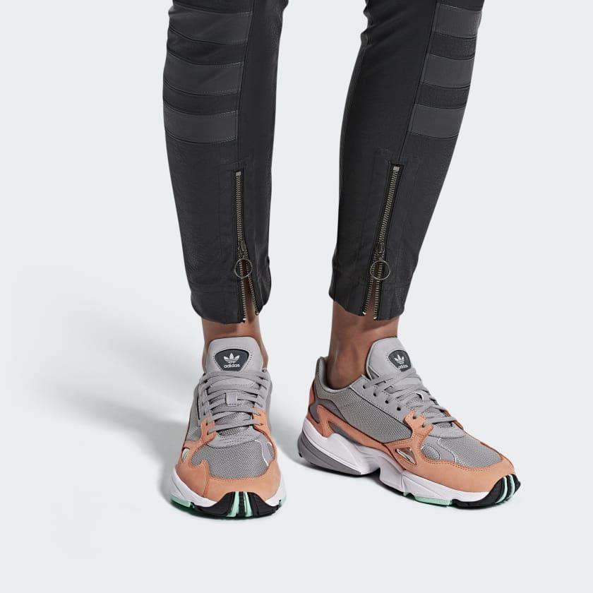 quality design f1890 368ea Falcon Shoes Grey B28130