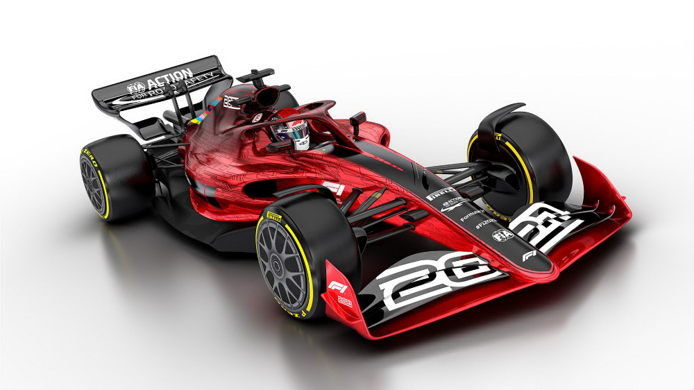 F1 S 18 Inch Wheels Look The Part But Are Proving A Challenge For Pirelli Carscoops Racing Formula 1 Formula 1 Car