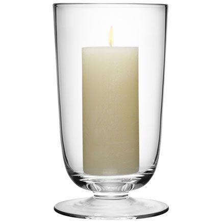 Lsa Light Storm Lantern Medium Designer Gl Candle Holder