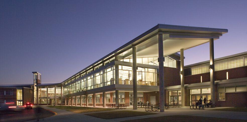 Beau Blythewood High School | Perkins+Will