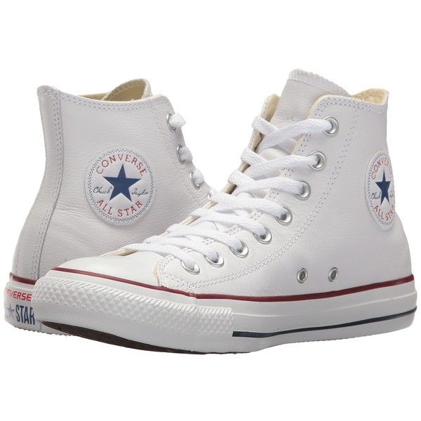 Converse All Star Leather Hi - R.