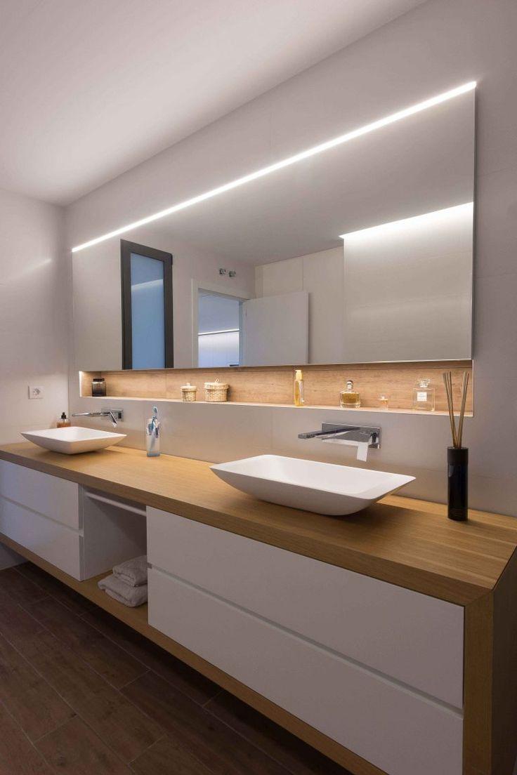 Casa March Reforma Total Casa March Reforma Salledebain Total Badezimmer Modernes Badezimmerdesign Modernes Badezimmer