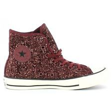 converse all star donna bordeaux