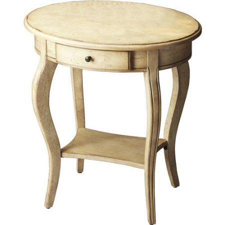 Butler Jeanette Oval Accent Table, Multiple Colors