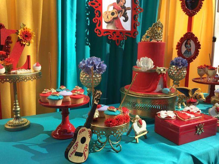 Pin On Elena Of Avalor Birthday Party Ideas