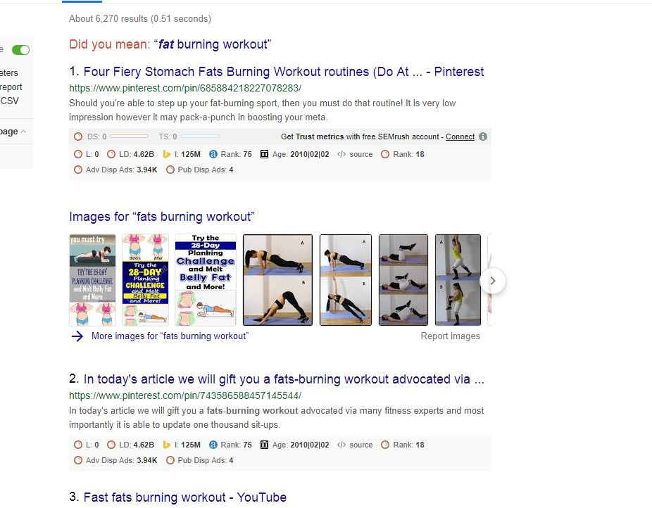 Keyword Research And Search Engine Optimization Secret Work From