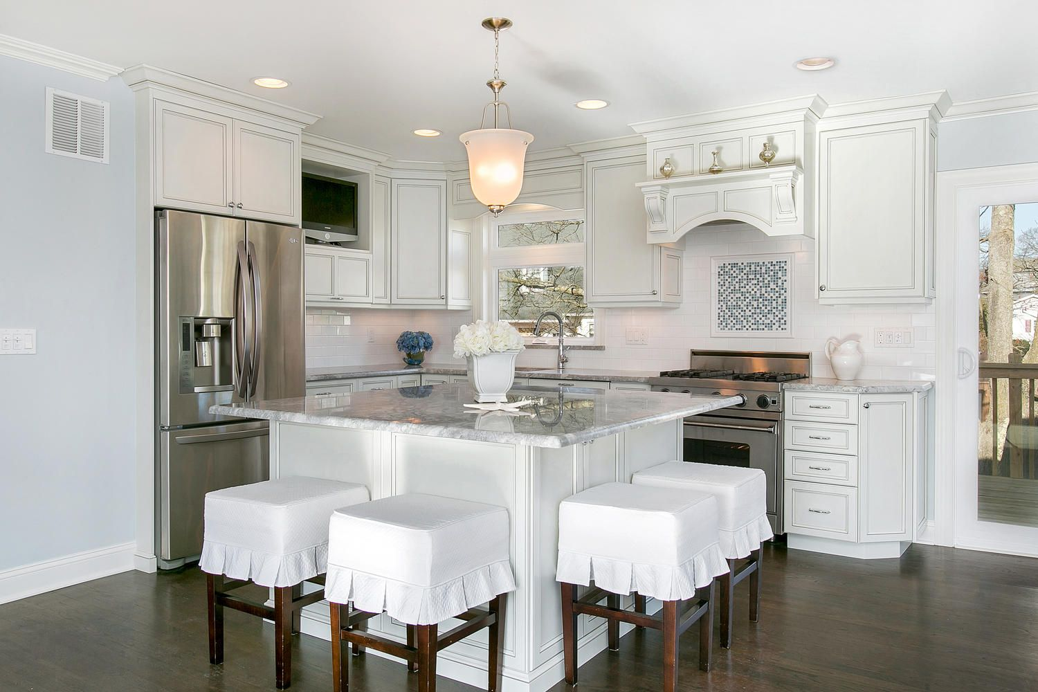 Incredible Split Level Renovation Point Pleasant New Jersey By Design Line  Kitchens
