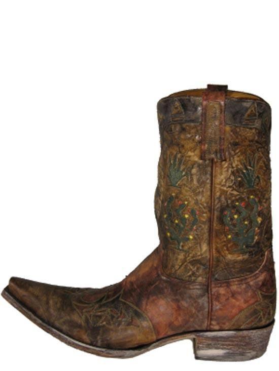 54fe42dc46e97c Old Gringo Cactus Pee Wee Mens Boots M412-5