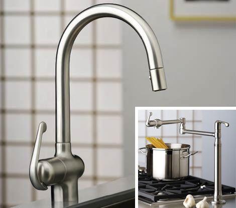 Superbe Grohe Ladylux Pro Kitchen Faucet New Grohe Ladylux Pro Kitchen Faucet And  Ladylux Pro Deck Mount Pot Filler