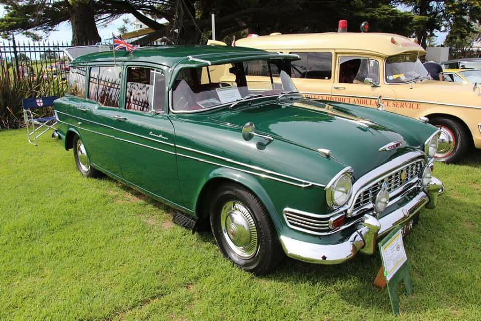 Old British estate cars. Humber Super Snipe S.II Estate.   Wagons ...