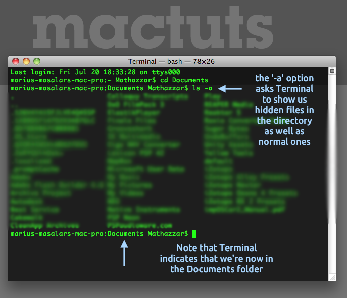 How To Get Out Of A Folder In Terminal