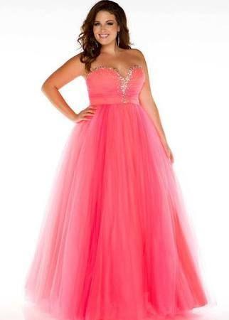 45 glamouröse Plus Size Prom Dresses, um Ihren kurvigen Körper zu ...