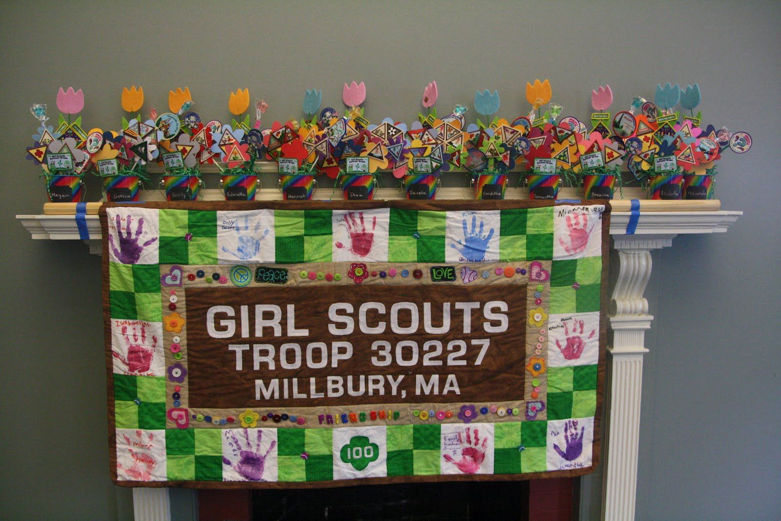 Girl scout scrapbook ideas - A Journal Of Life As It Happens Recording The Major Milestones Amp Little Tidbits So I Can Scrapbook Them Later