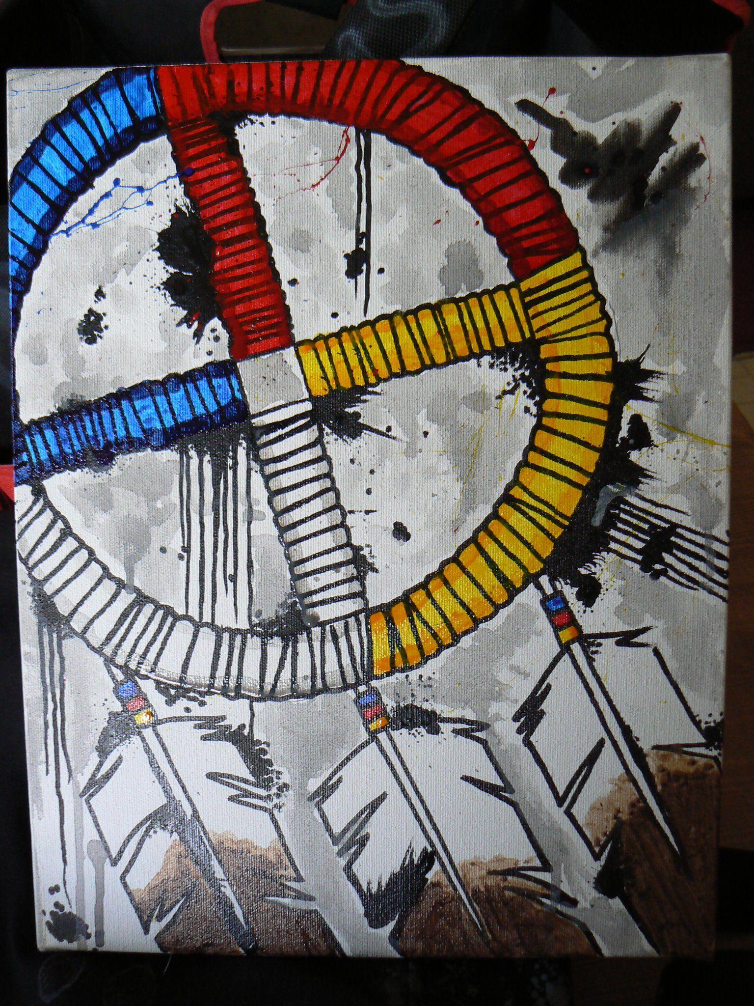 Prayer Wheel Michael Patton Lakota Art Studio
