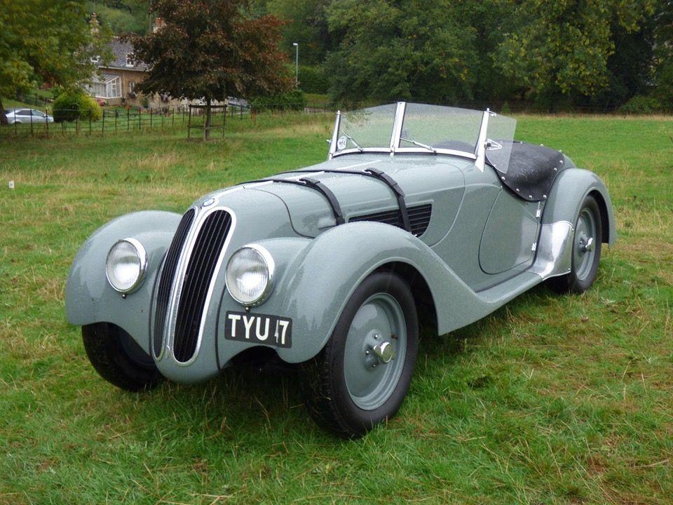 A 1939 BMW 328 | Bmw 328, Bmw, Antique cars
