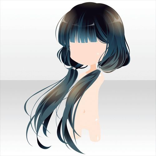 Girl Hairstyle Reference: Pin By Katia On Artists Corner