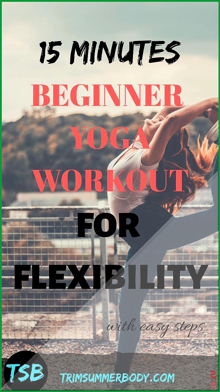 15 Minuten Anf nger Yoga Workout f r Flexibilit t  Sport- und Fitness-Tipps  exe anfanger exe fitnes...