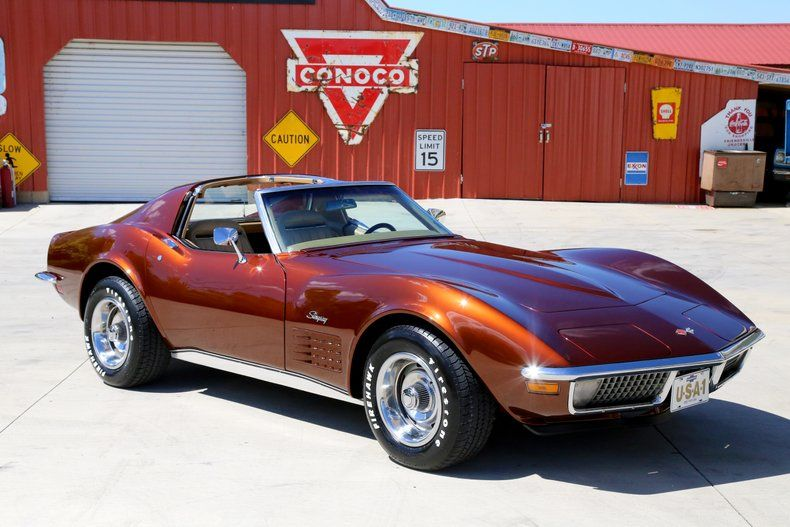 1970 Chevrolet Corvette Classic Cars Muscle Cars For Sale In Knoxville Tn Chevrolet Corvette Chevy Corvette For Sale Corvette