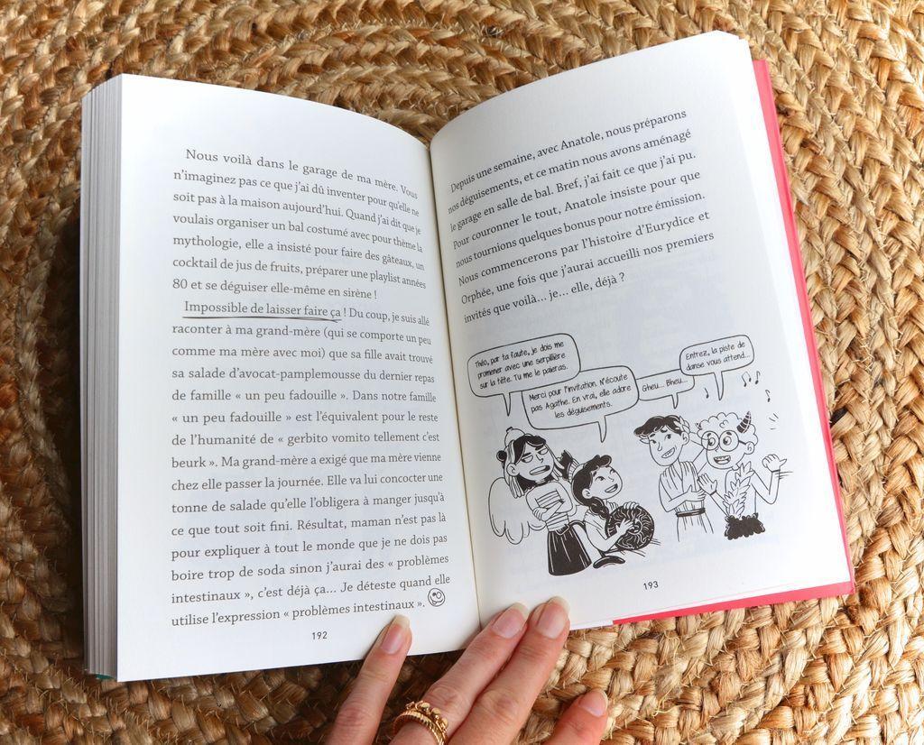 La Mythologie Grecque Vue Par Deux Ados 100 Bio Mythologie Grecque Mythologie Livre D Histoire
