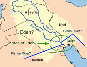 Pin by garden eden on pinterest garden of eden bible and garden for Garden of eden rivers