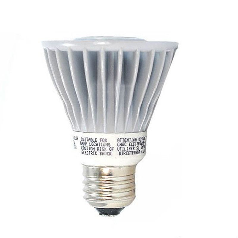 par20 dimmable led 8w flood warm white 2700k osram sylvania light bulb