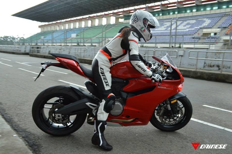 Ducati 899 Panigale.
