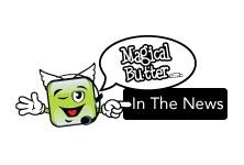 Mr. Butter In The News!